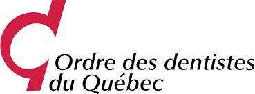 Logo de l'Ordre des Dentistes du Québec - Centre Dentaire Guillemette & Laroche