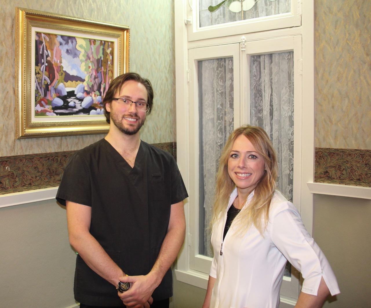 Intérieur du Centre dentaire Guillemette & Laroche à Joliette dans Lanaudière - Centre Dentaire Guillemette & Laroche